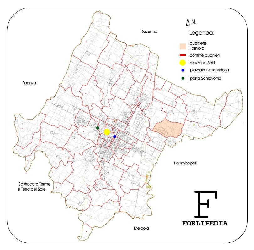 quartiere Forniolo