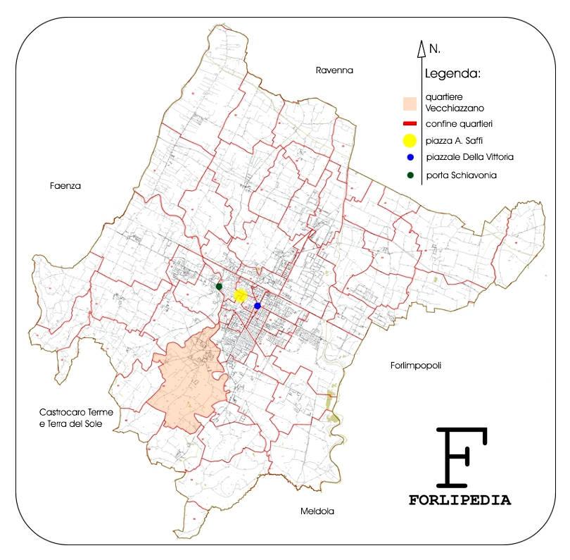quartiere Vecchiazzano