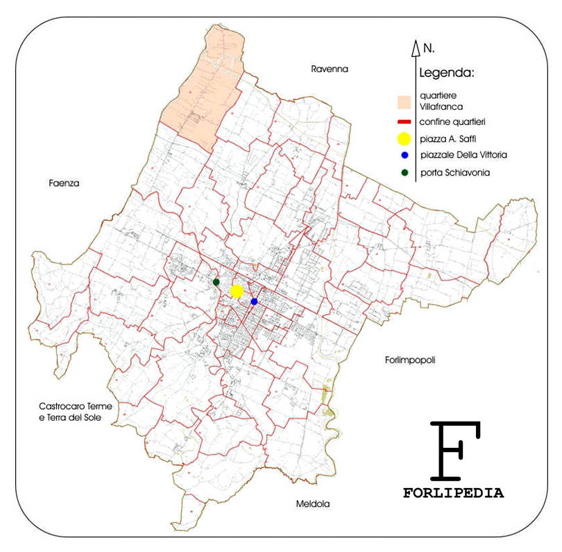 quartiere Villafranca