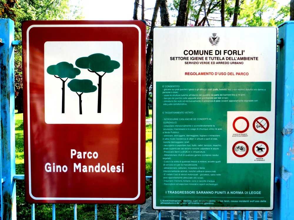Parco Gino Mandolesi