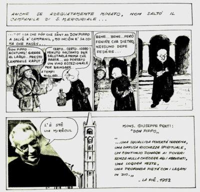 Don Pippo salva il campanile di San Mercuriale