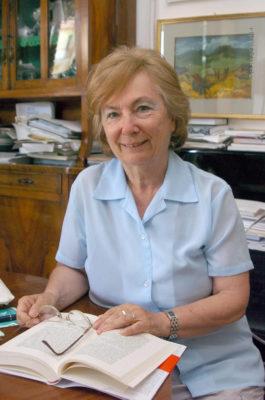 Rosanna Ricci in un ritratto di Giorgio Sabatini.