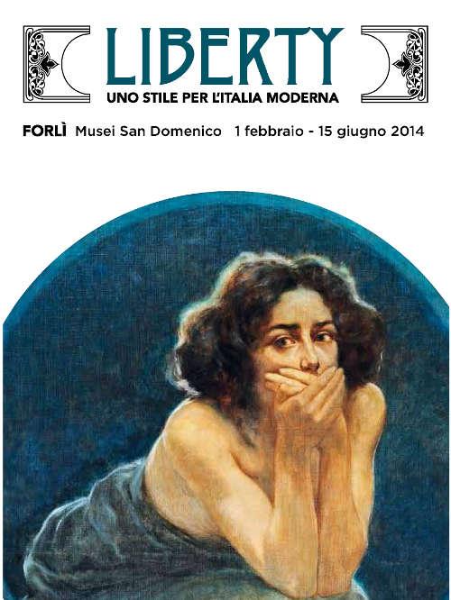 LIBERTY, UNO STILE PER L'ITALIA MODERNA  (MOSTRA)
