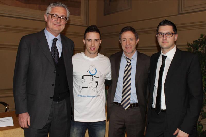 Andrea Dovizioso, testimonial della manifestazione. Foto tratta dal sito ufficiale.