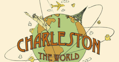 I CHARLESTON THE WORLD FORLI'