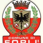 Stemma del Comune di Forlì.