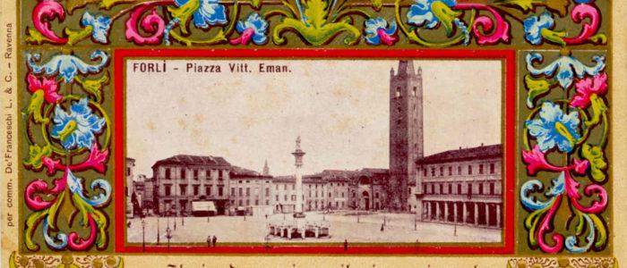 PIAZZA VITTORIO EMANUELE (PIAZZA SAFFI)