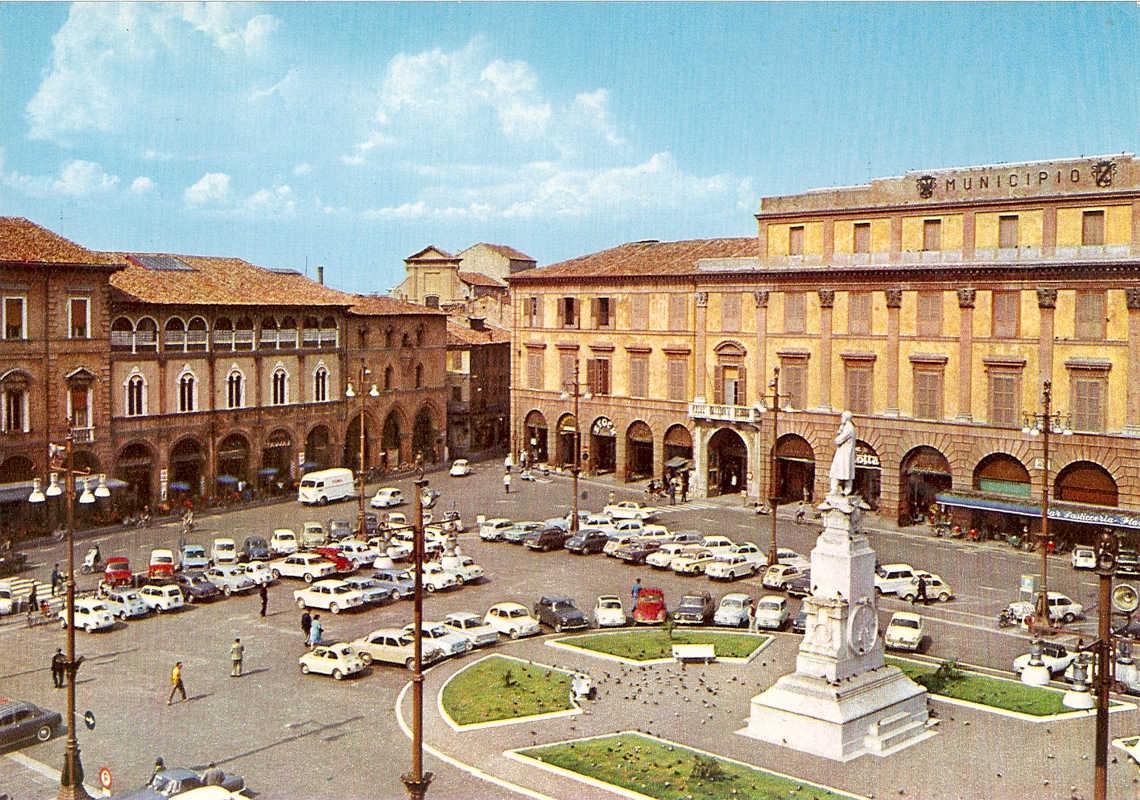 1971: NASCE L'ISOLA PEDONALE