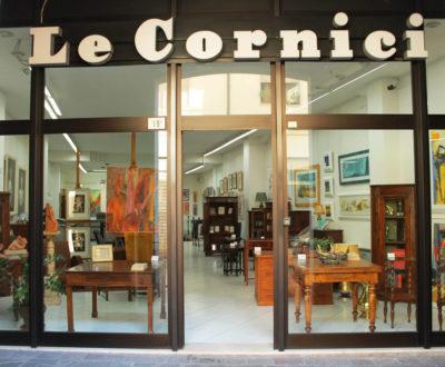 """LE CORNICI: LA BOTTEGA ARTIGIANA """"DA NON PERDERE"""""""