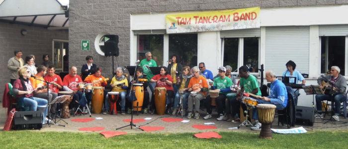 TAM TANGRAM BAND: LA FORZA DELLA MUSICA E DEL VOLONTARIATO