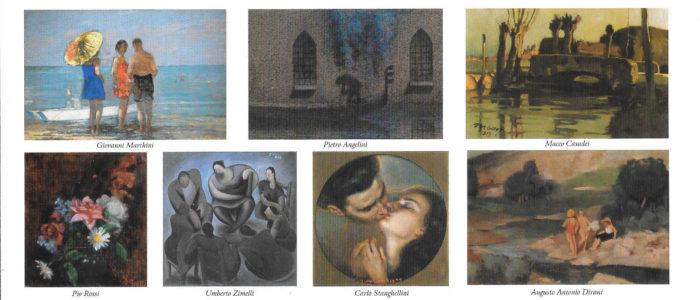 IL CENACOLO ARTISTICO FORLIVESE (MOSTRA)