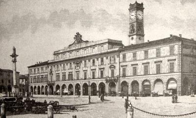 LE CENTO CITTA' D'ITALIA