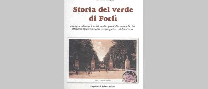 STORIA DEL VERDE DI FORLI' (LIBRO)