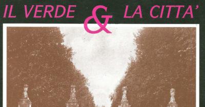 IL VERDE & LA CITTA' (LIBRO)