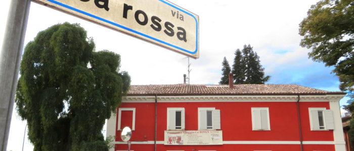 CA' ROSSA (VIA)