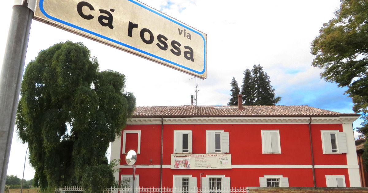 LA CA' ROSSA