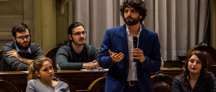 LA CONSULTA COMUNALE DEGLI STUDENTI UNIVERSITARI