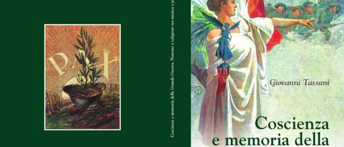 COSCIENZA E MEMORIA DELLA GRANDE GUERRA (LIBRO)