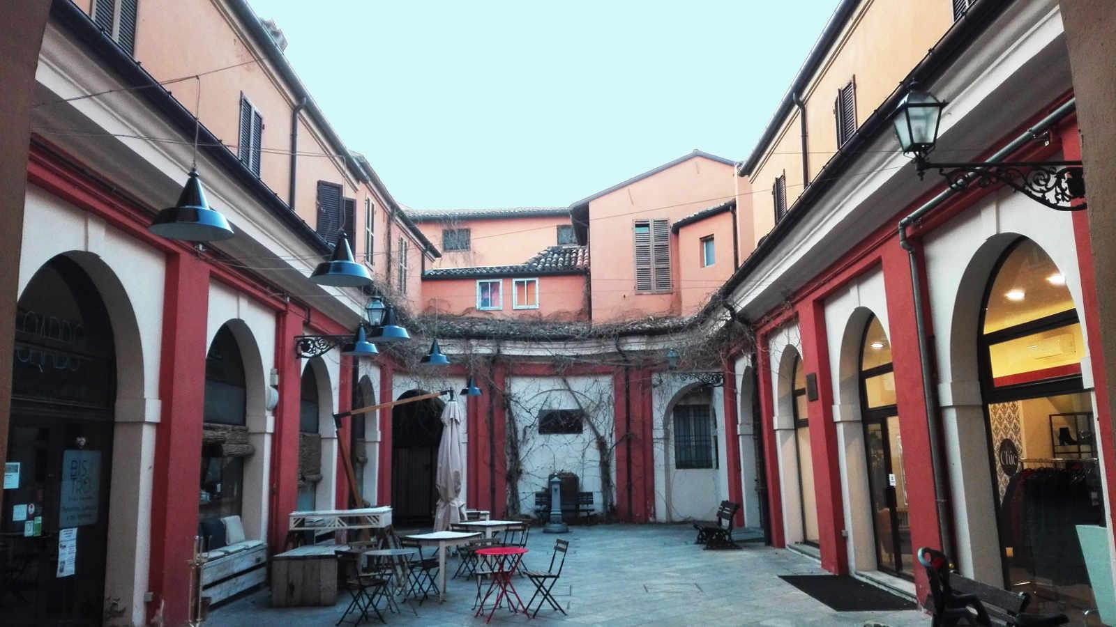 Piazza Della Misura Forli.Antica Pescheria Piazzetta Forlipedia
