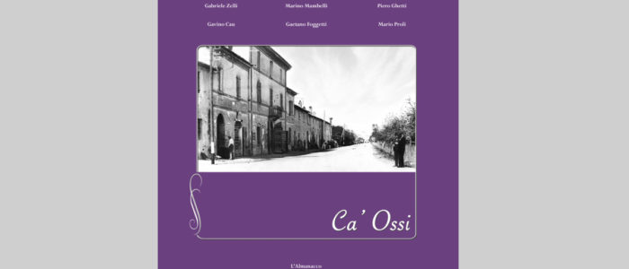 CA' OSSI (LIBRO)