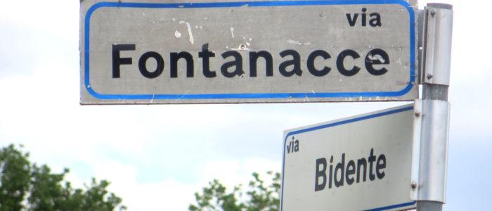 FONTANACCE (VIA)